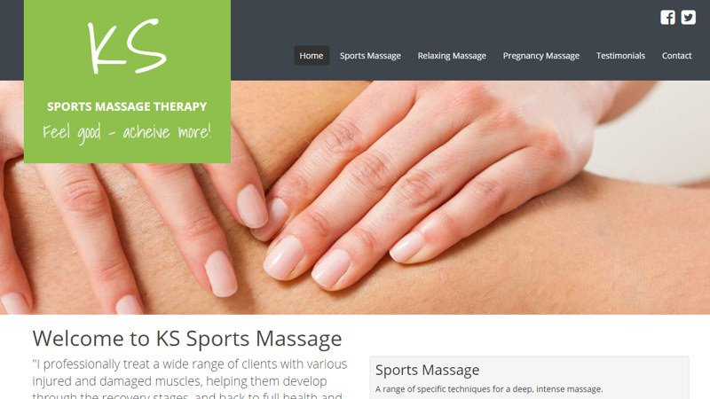 KS Sports Massage